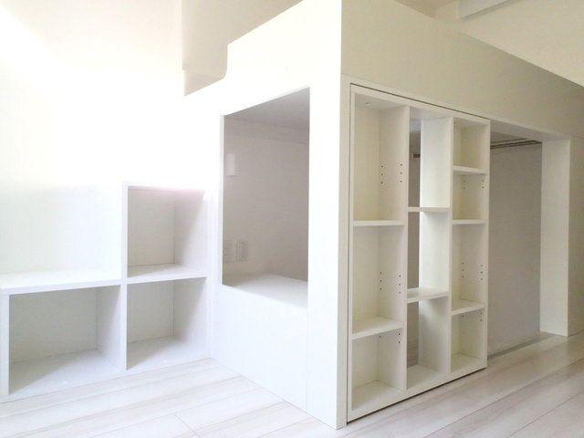ほんとは天井の低くて狭い所が好きなんだ 102号室 東京都杉並区