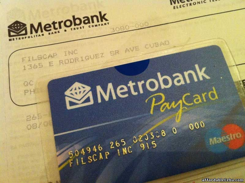 Can Metrobank Paycard be enrolled on its online banking service?  Read more: http://www.affordablecebu.com/load/banking/can_i_enroll_metrobank_paycard_to_metrobank_online_banking_metrobankdirect/13-1-0-29595
