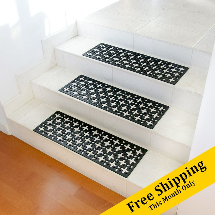 Best Stars Rubber Stair Treads Wood Stair Treads Stair 400 x 300