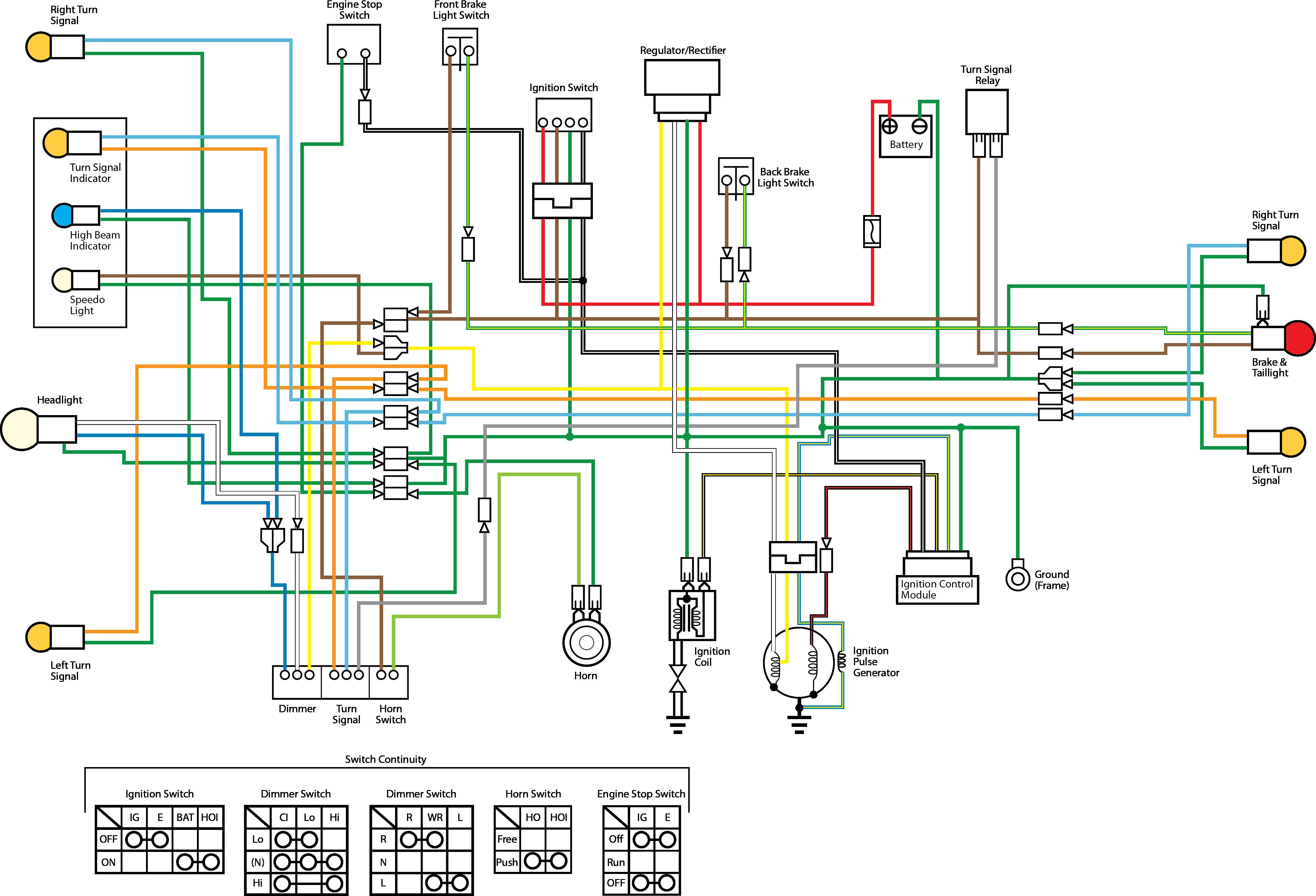 The Best 20 Create Wiring Diagram Online Samples Electrical Wiring Diagram Electrical Diagram Motorcycle Wiring