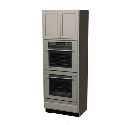 Arbor Creek Cabinets St Clair Wall Cabinet Wall Cabinet Wall Oven Shaker Doors