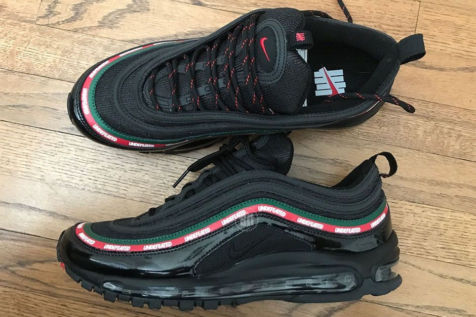 Neue Collabo – UNDEFEATED x Nike Air Max 97 | Nike schuhe
