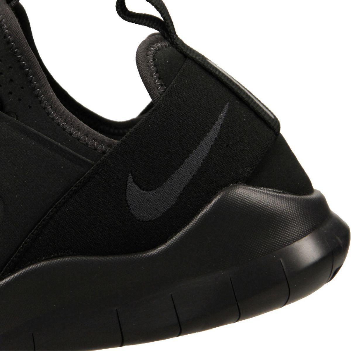 Sports Men S Nike Nike Free Rn Cmtr 2018 M Aa1620 002 Shoes Black Black Shoes Mens Nike Shoes Nike Free
