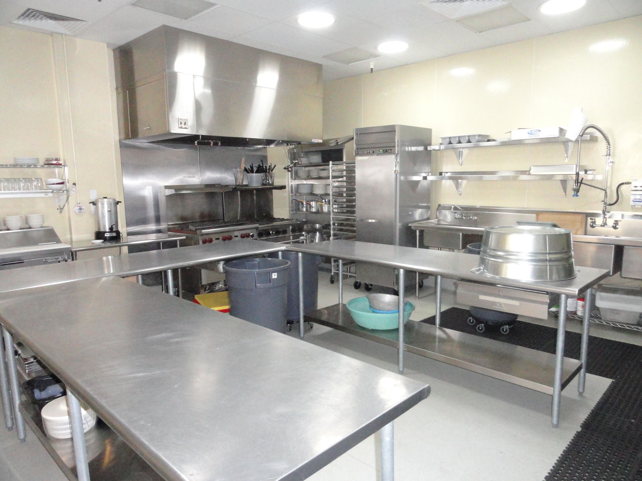 12 excellent small commercial kitchen equipment digital for Commercial kitchen flooring ideas