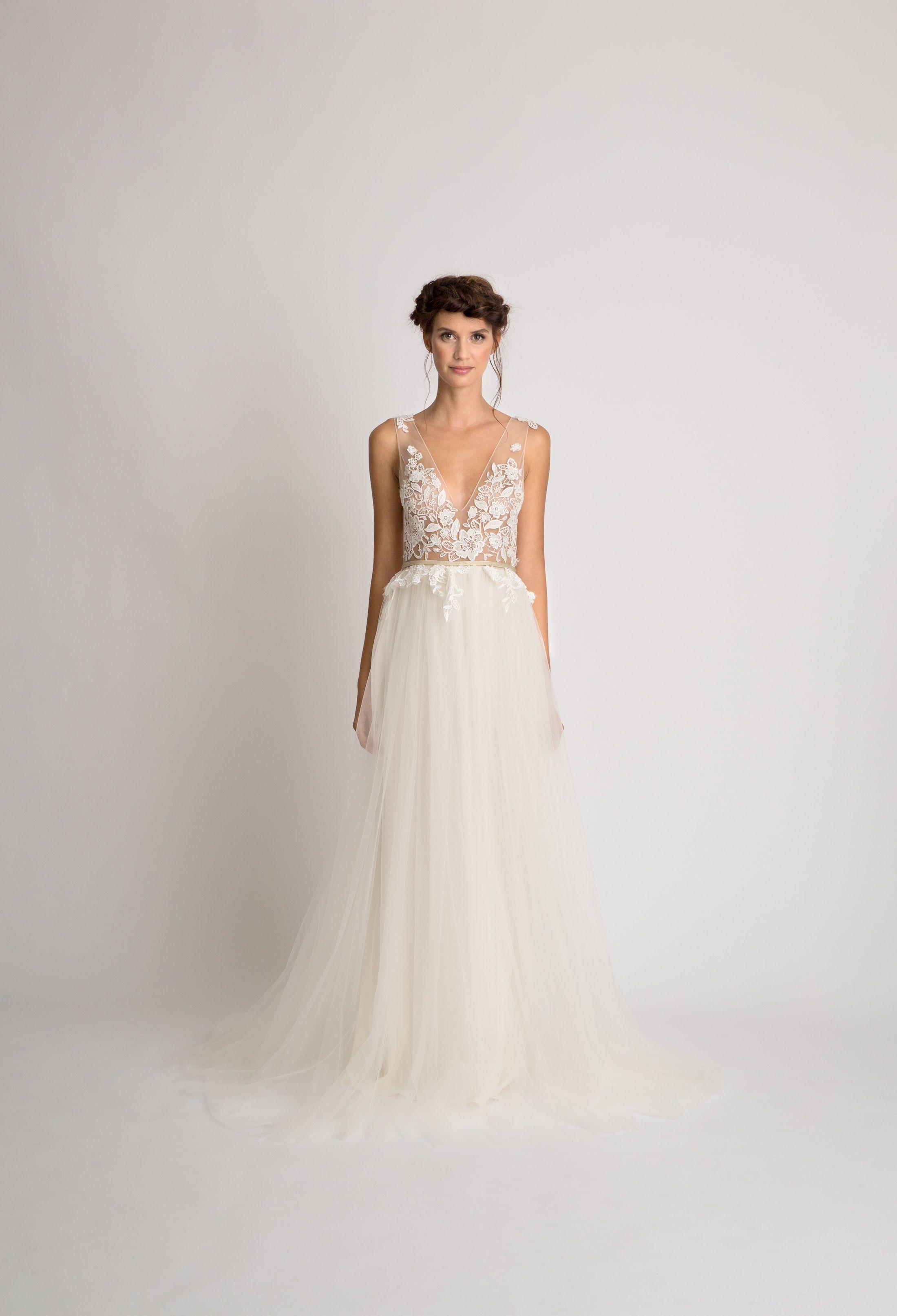 840b52043 Alexandra Grecco - Isla Gown | The Dress | Wedding dresses, Wedding ...