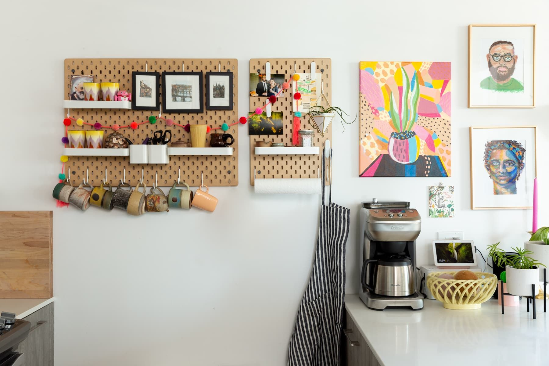 A Colorful, Maximalist Chicago Loft Has Maybe the Best DIY