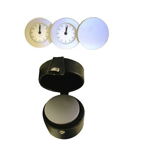 Tesco Direct Travel Clock With Multi