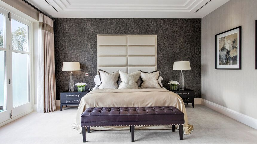 Show Home Room By Falconwood House In Surrey From Octagon