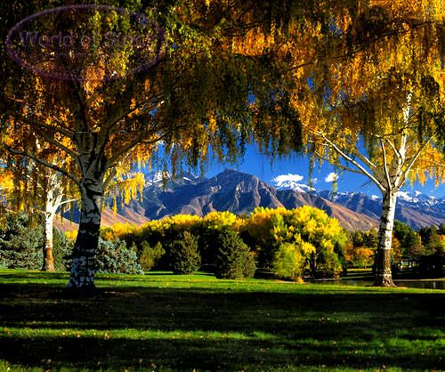 Photos Of Park City Utah Landscape In Fall Mountains From Sugarhouse Park In Salt Lake City Uta Salt Lake City Ut Park City Utah Salt Lake City