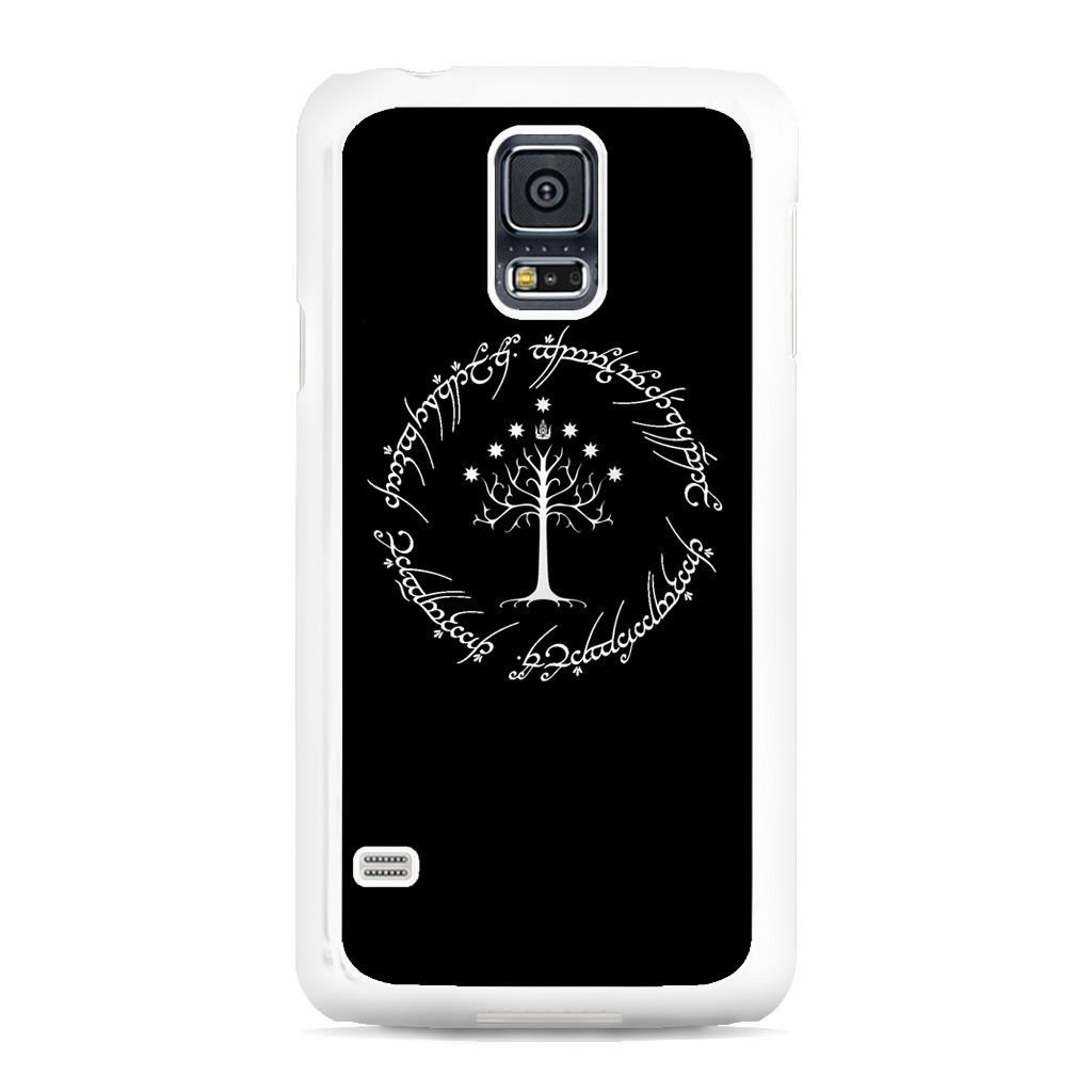 White Tree Lord of The Ring Quotes Samsung Galaxy S5 Case