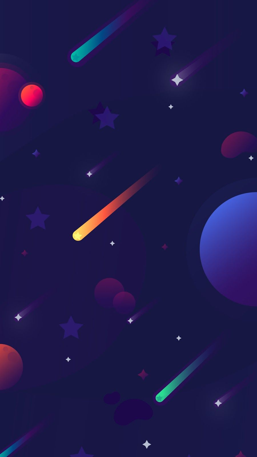 Space Minimalist Wallpaper : space, minimalist, wallpaper, Minimal, Space, Phone, Wallpapers, Wallpaper,, Wallpaper
