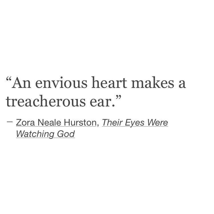 zora neale hurston their eyes were watching god quotes