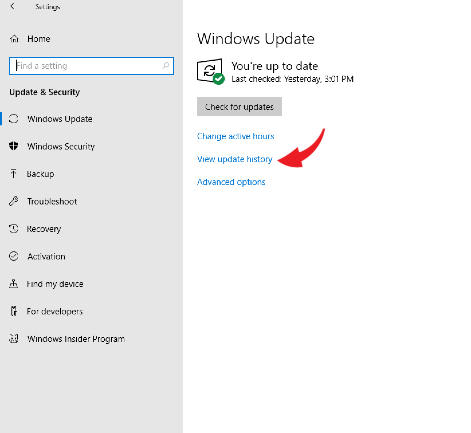 Windows 10 update issues (With images) How to uninstall
