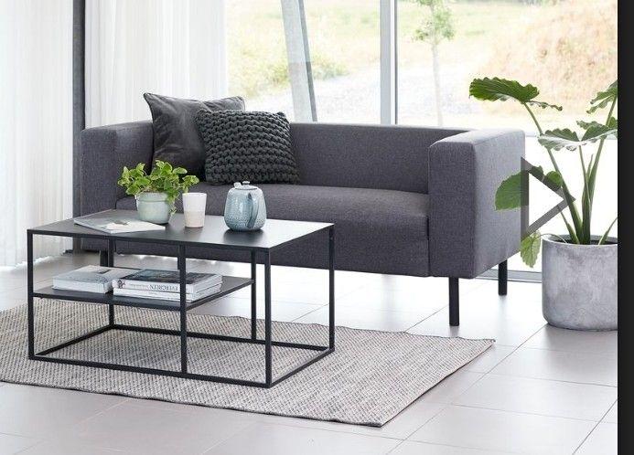 Svært Virum sofabord fra Jysk   Stuen   Ny loft, Table og Furniture IS-73