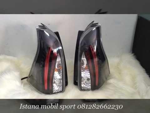 Stop Lamp All New Avanza Xenia Veloz Depo Black Taiwan Youtube Lampu Mobil
