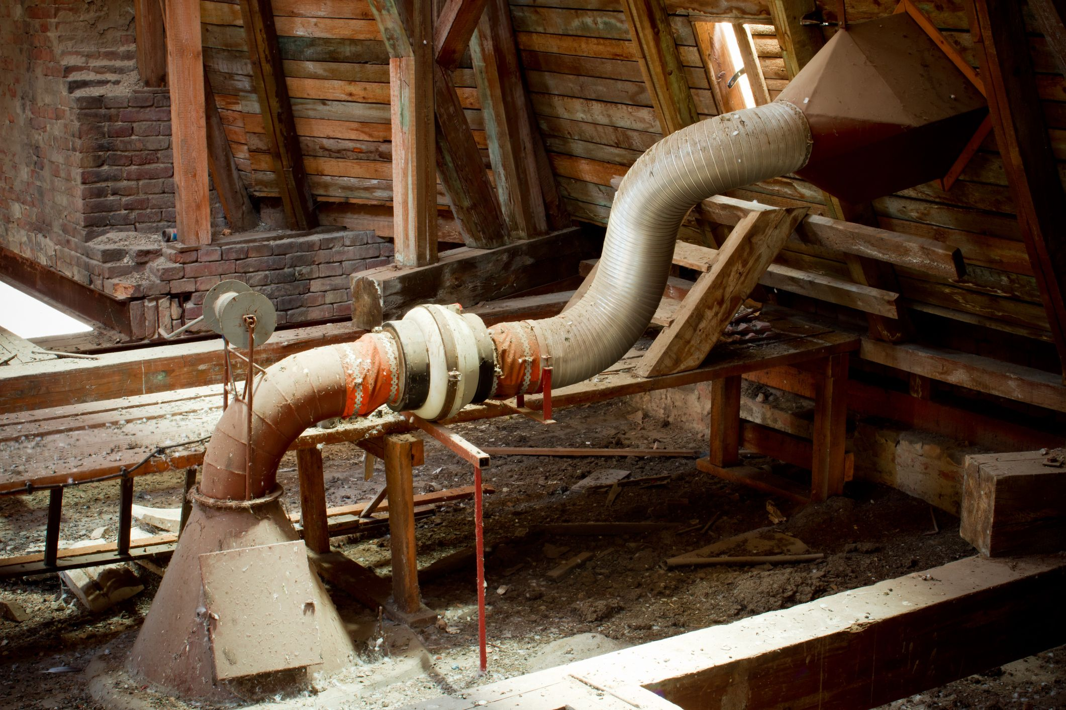 Attic HVAC Units What You Need to Know Modernize Heat