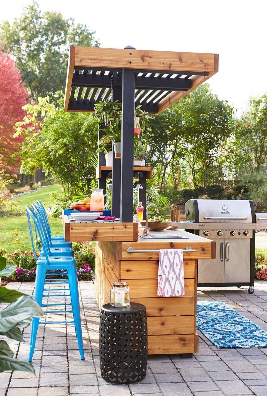 Elegant Outdoor Living Ideas With Images Outdoor Kitchen Outdoor Kitchen Decor Outdoor Kitchen Design