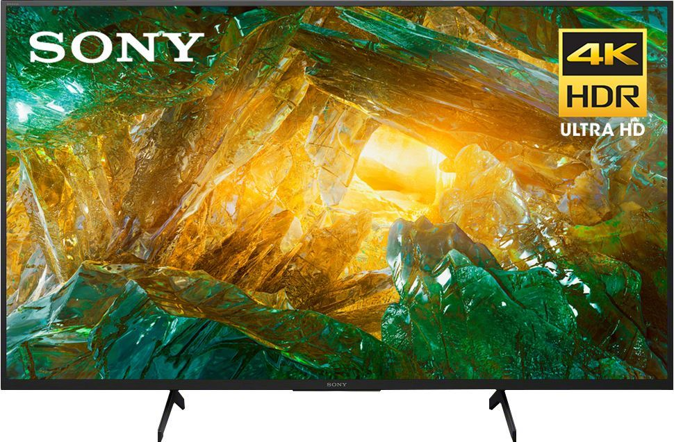 Sony 43 Class Led X800h Series 2160p Smart 4k Uhd Tv