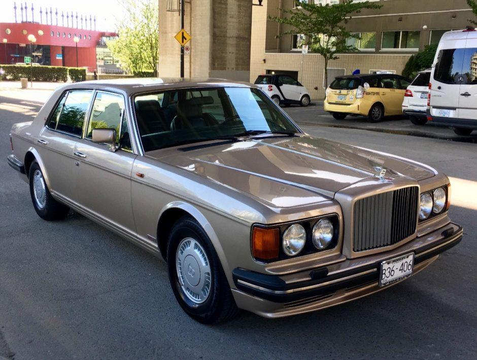 1990 Bentley Turbo R | Bring a Trailer | Automotive | Pinterest ...