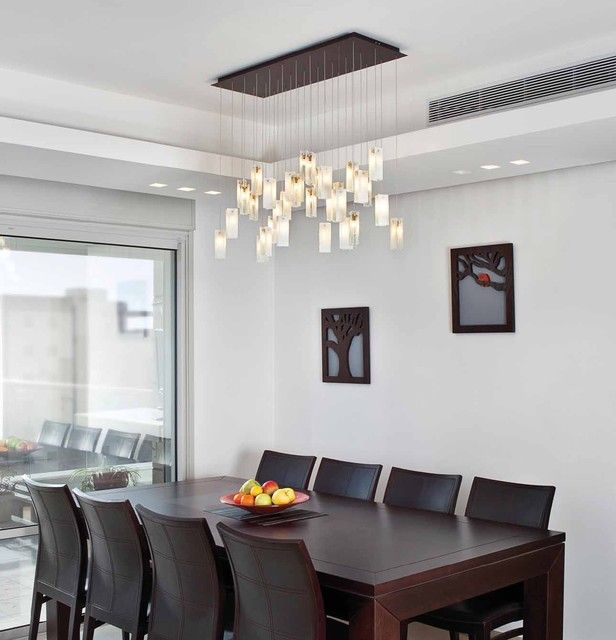 Contemporary Dining Room Lighting Ideas And The Arrangement Tips