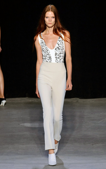 Narciso Rodríguez S/S 2015