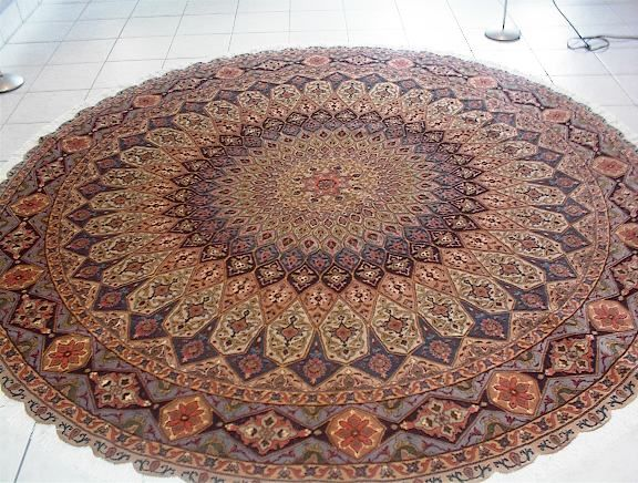 round persian rug | home | pinterest | persian, persian carpet and