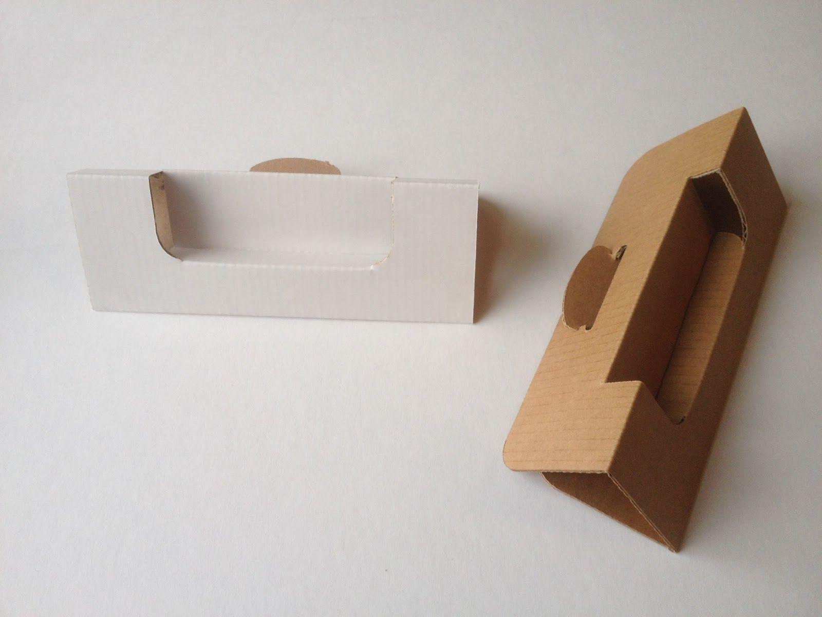 nouveau modèle présentoir cartes de visites en carton