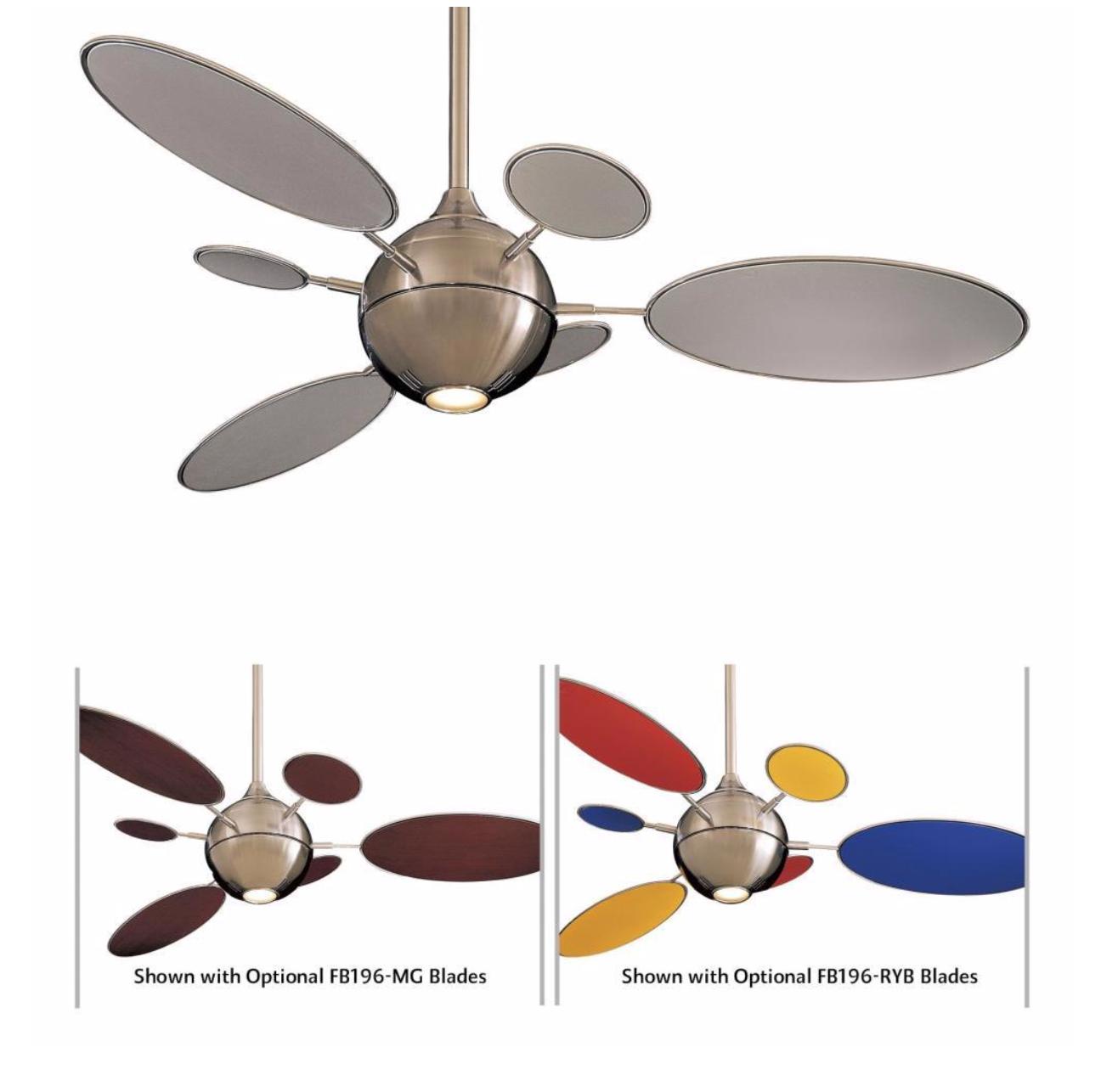 Rod Length S 6 X 0 75dimable True Internal Alternate Amps 0 44 Ceiling Fan Minka Aire Ceiling Fan Ceiling Fan With Light