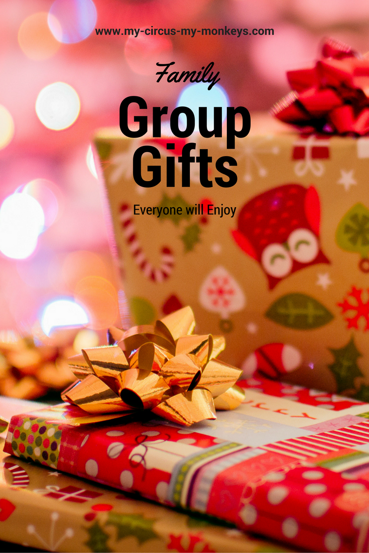 family group gift ideas