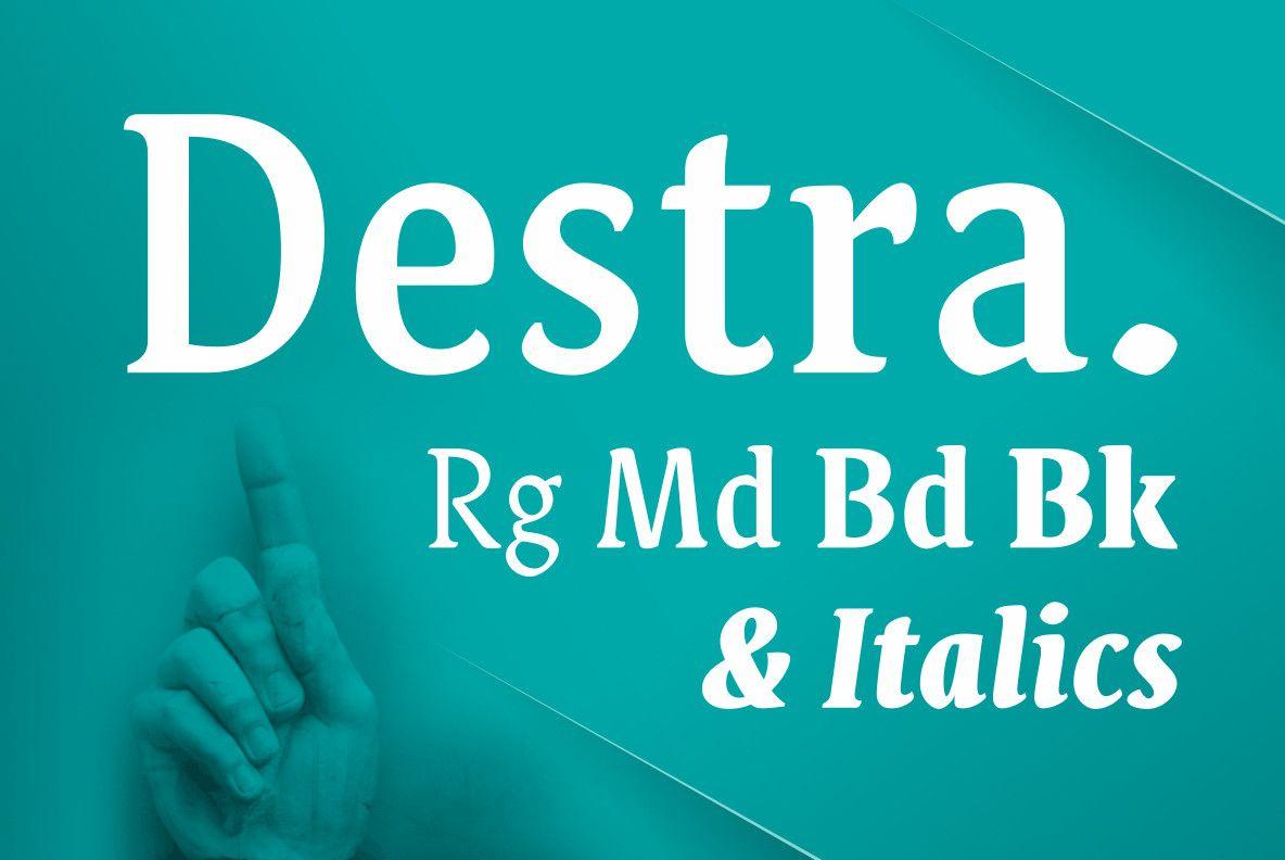 Download Destra | Font packs, Fonts, Download fonts