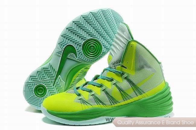 b8d6d42101f Nike Hyperdunk 2013 XDR Mint Green Basketball Shoes.Hot Sold nba basketball  shoes sale online