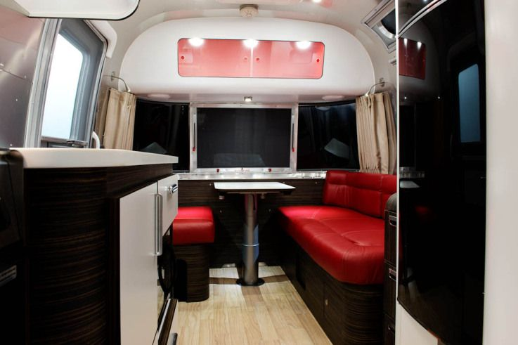 Coolest caravan ever?