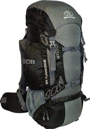 87fb993de 50.32 € - Highlander Discovery 45 L - Mochila de senderismo  Amazon.es   Zapatos y complementos