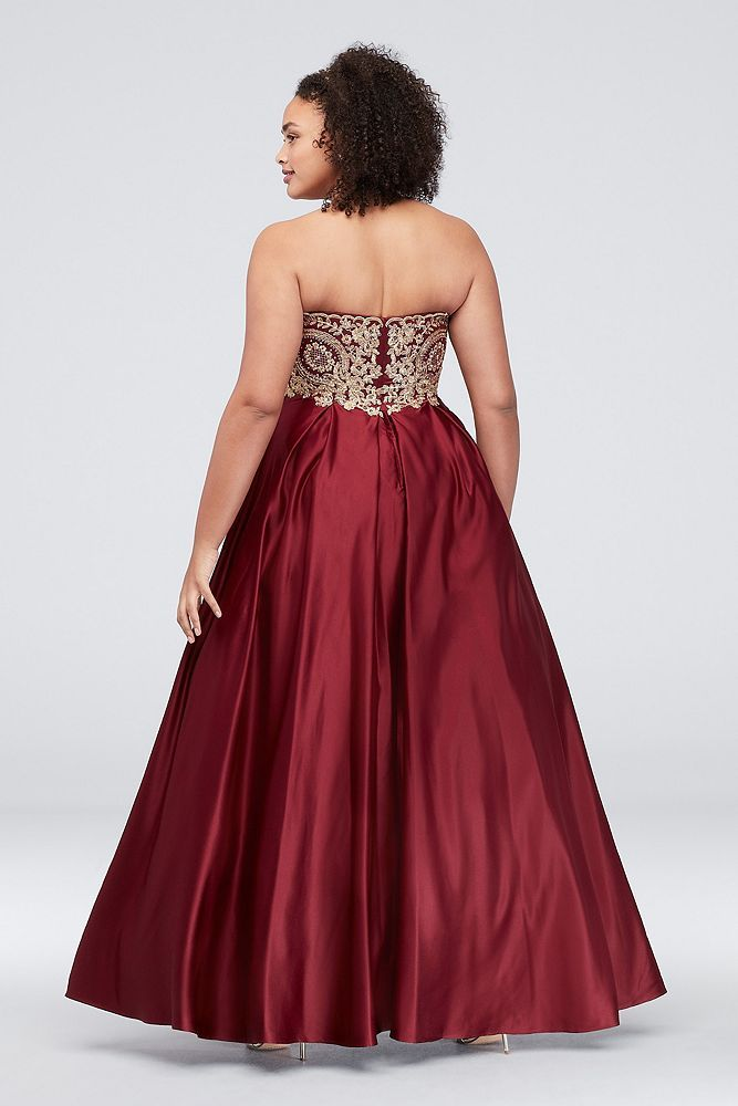 Size 20 Ball Gowns
