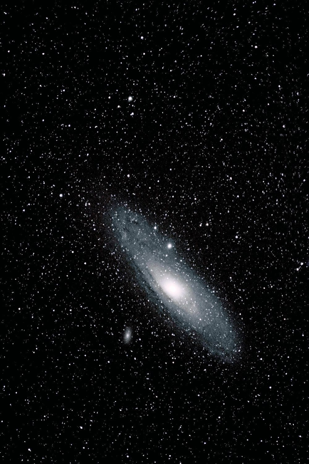 Galaxie Candromede Taken By Paille On September 15 2014 Pliboux