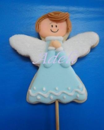 Galleta niño angel