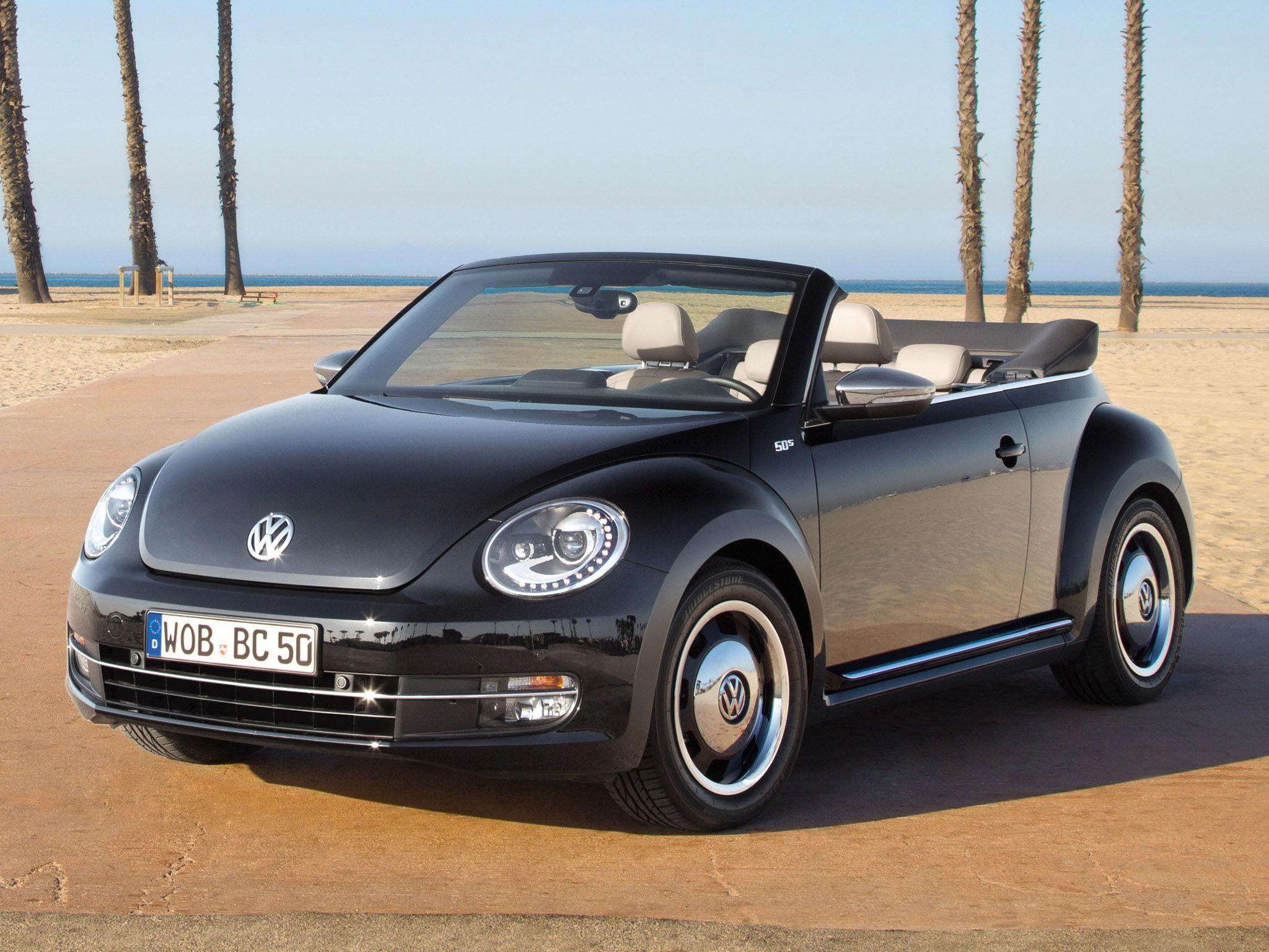 Beetle Cabriolet 50s Edition Volkswagennewbeetle Beetle Convertible Volkswagen Beetle Convertible Volkswagen New Beetle