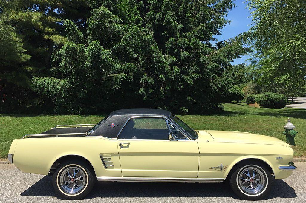 eBay: 1966 Ford Mustang 1966 Mustang Coupe Ranchero #fordmustang ...
