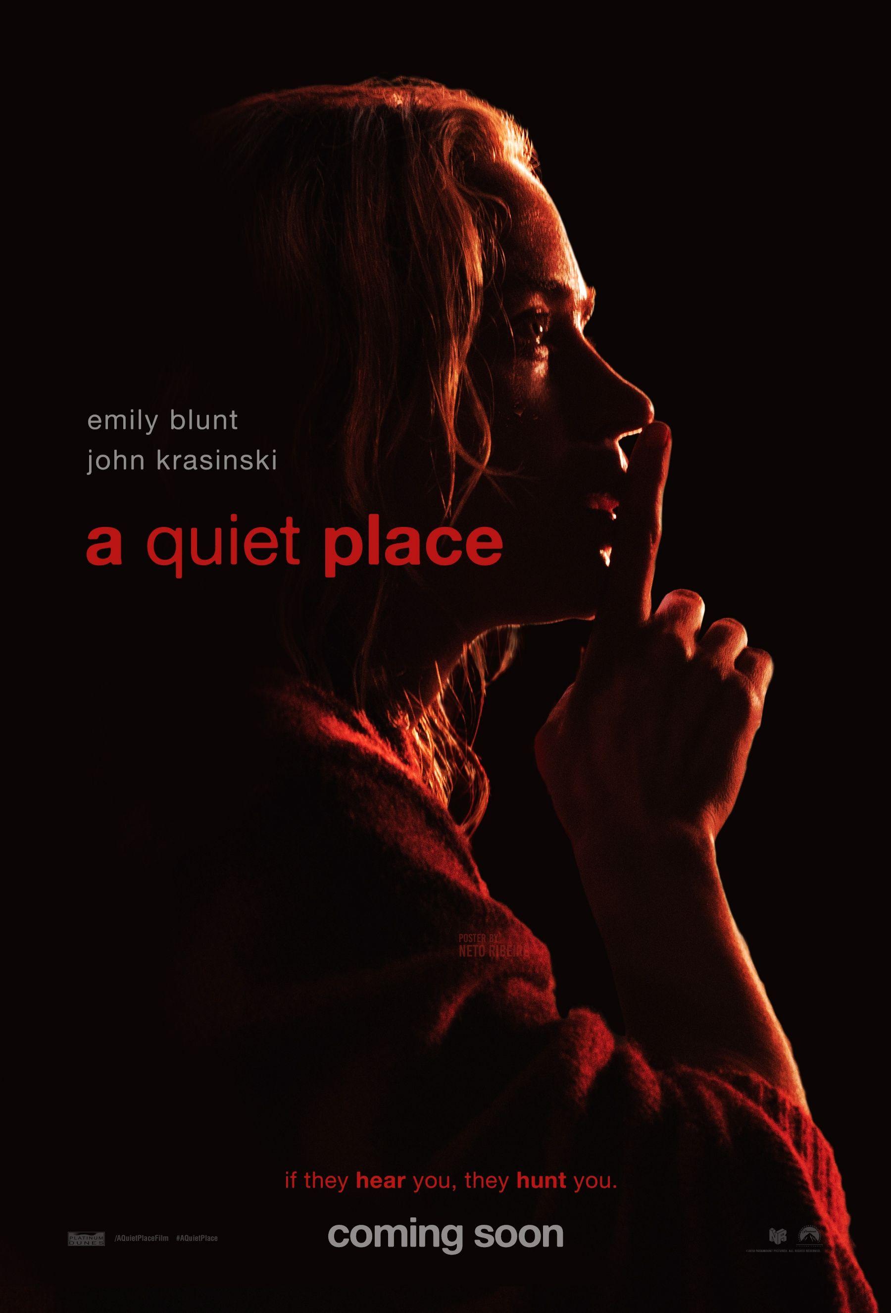 Assista Aos Trailers E A Um Making Of De Um Lugar Silencioso