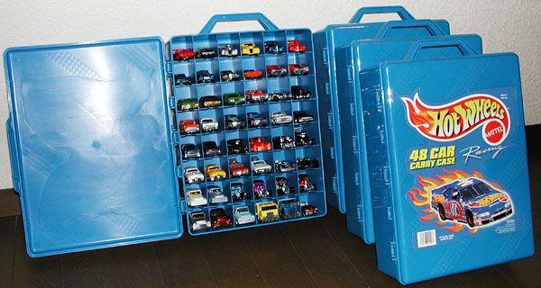 Hot Wheels Toy Car Holder Case : Hot wheels car carry case kids pinterest