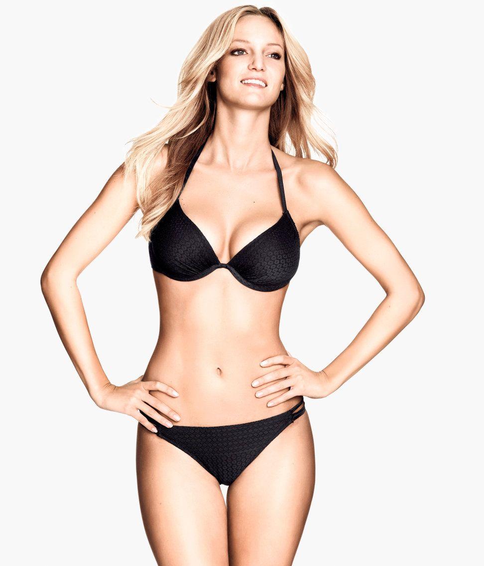 black bikini Classic