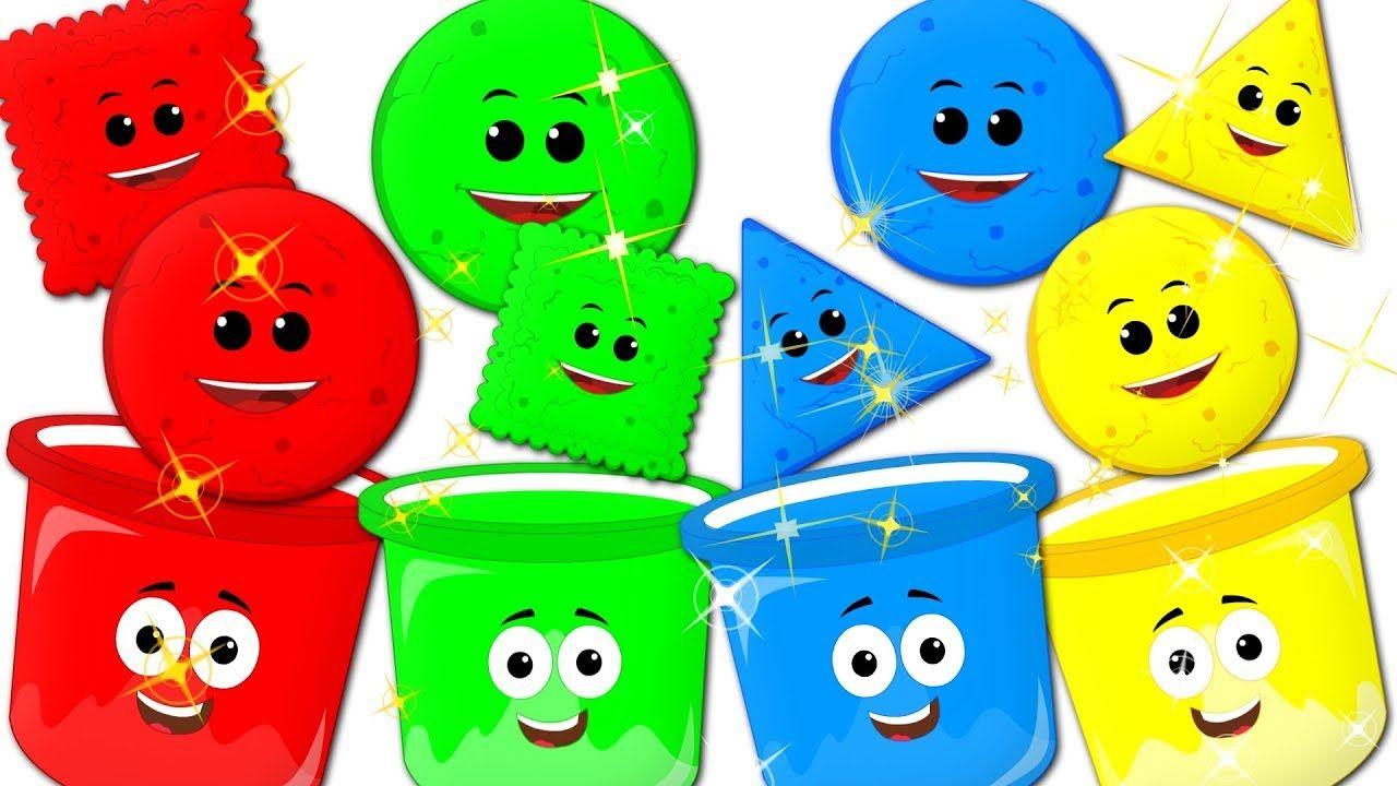 Learn Colors | Colors Song | Nursery Rhymes | Kids Songs | Rhyme For ...
