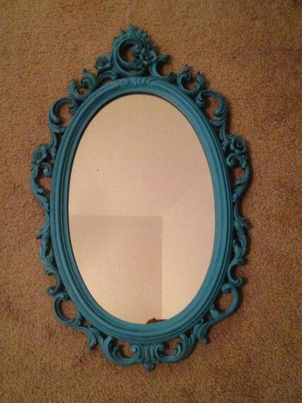 hand painted 70s home interiors mirror my projects pinterest