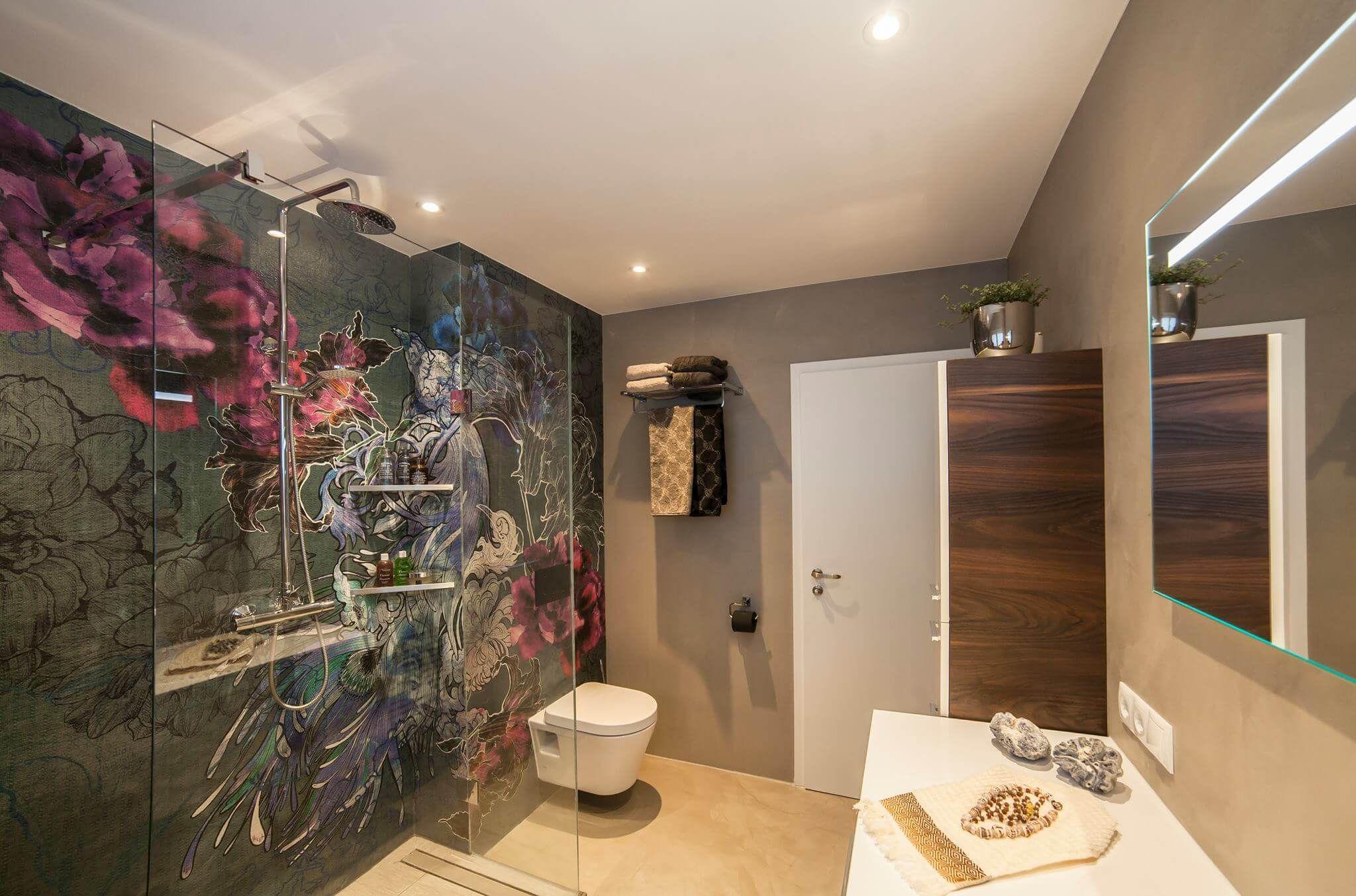 Kleine Exklusive Bader Badezimmer Tapete Bad Badezimmer