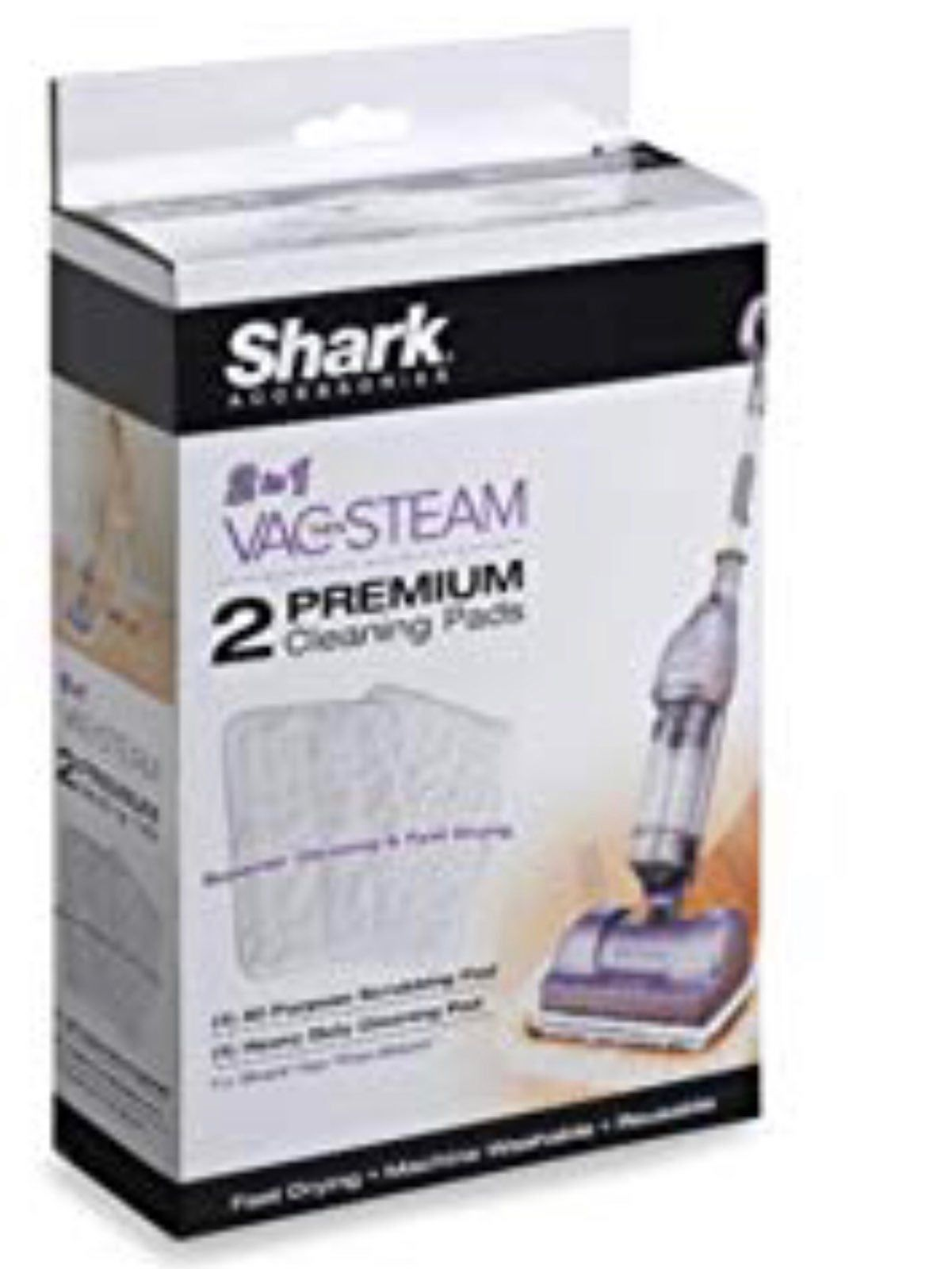 Shark Two In One Vac Then