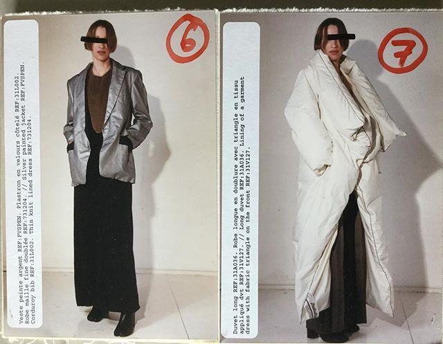 b228506847d Martin Margiela lookbook Autumn Winter '99-00 | Fashion in 2019 ...