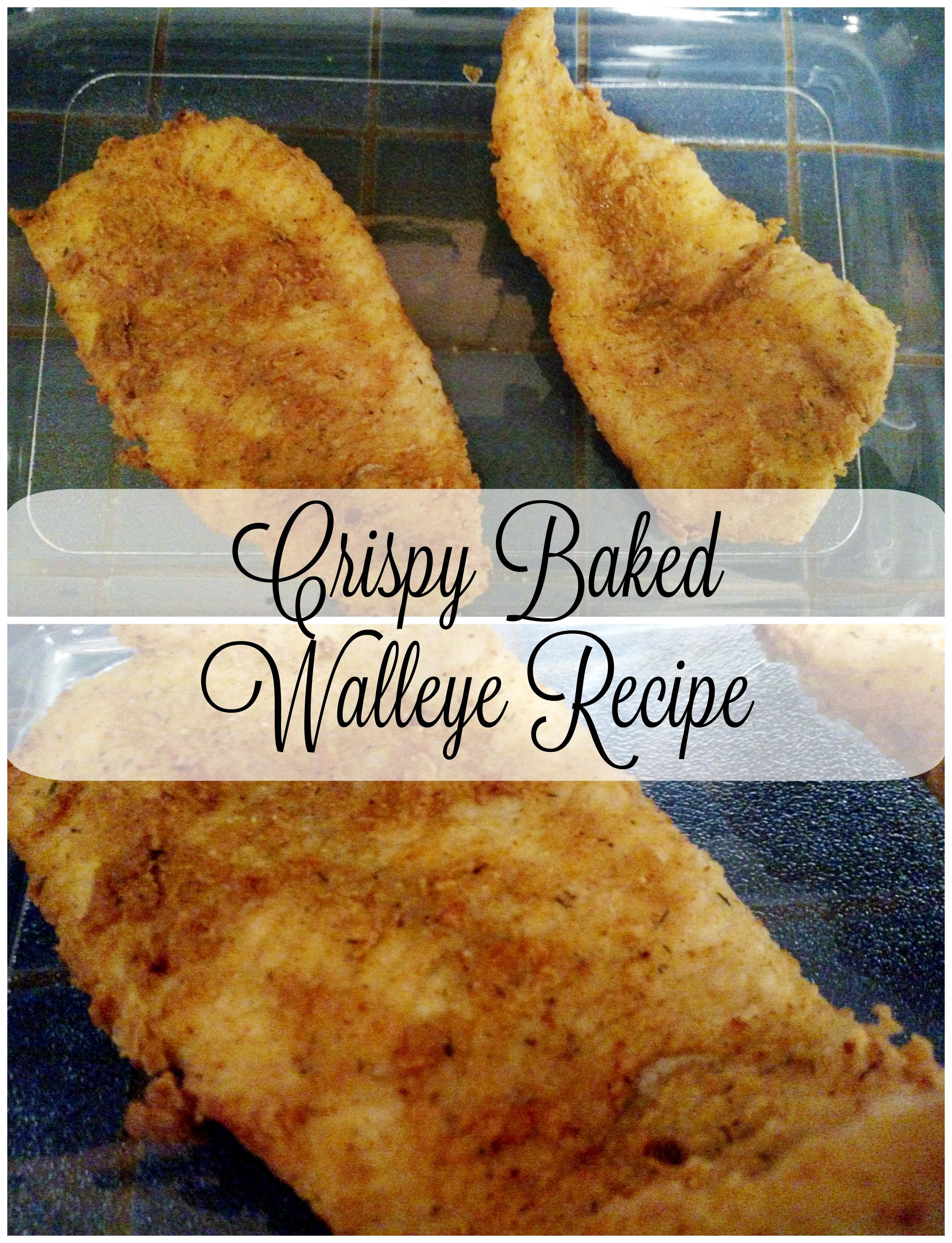 Love crispy breaded fish but dislike the deep frying we for Crispy baked whiting fish recipes