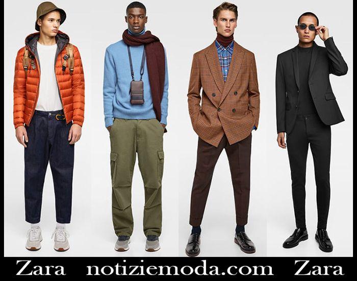 Abbigliamento Zara autunno inverno 2018 2019 uomo nuovi arrivi ... 7d8e4be5625