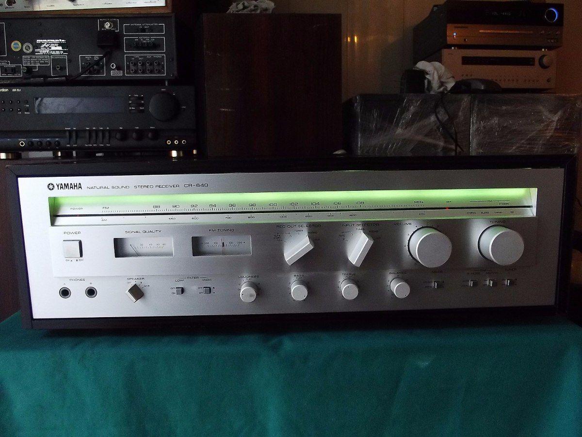 Yamaha Amplificador Estereo Para Technics Sansui Marantz 1 800 00 Amplificador Sistema De Audio Equipo Sonido