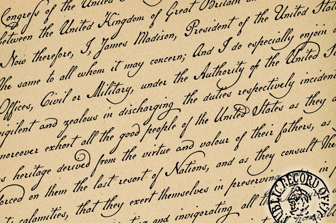 Military Scribe Typeface Font Handwriting Cool Writing Vintage Writing